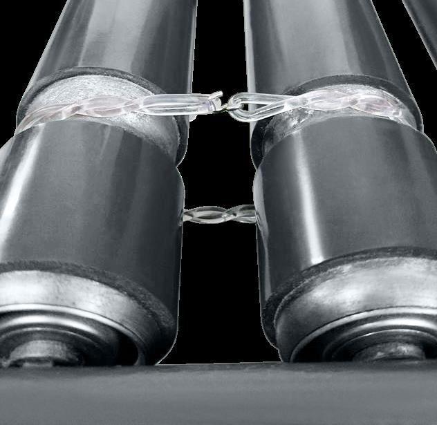 Twisted Polyurethane O-Rings (3/16″)